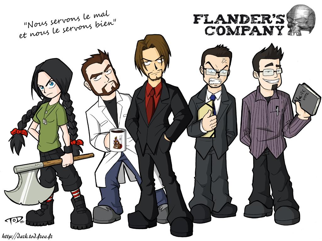 Web-séries Flanders_company