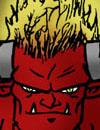 Glain, démon de Chaosbeach