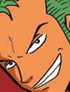 Les personnages principaux d'un très bon manga : One Piece